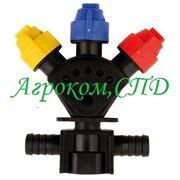 Форсунка маятниковая AP 0-100/GW 07/P фото