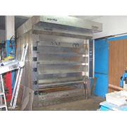Печь газовая Винклер Вахтель18 кв.м фото