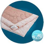 Одеяло полупуховое фото