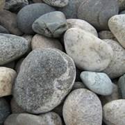 Булыжник (природный камень) фр. 100-300 фото