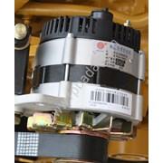 Генератор на двигатель WD10 бульдозера SHANTUI  фото