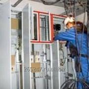 Услуга монтаж внутренних энергетических систем фото