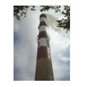 Обследование, капитальный ремонт, демонтаж дымовых труб, вышек, башен промышленных предприятий фото