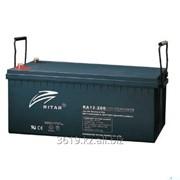 Аккумулятор 12V 200Ah Ritar RA12-200 фото