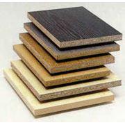 Плиты древесностружечные ламинированные фото
