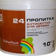 Пропитка антисептик для дерева Радуга-24 фото