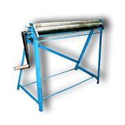 Валковая установка ручная модель ВУР-20. Валковая установка ручная ВУР - 20 предназначена для изготовления цилиндрических и конических заготовок (водоотводных вентиляционных труб из листового материала в холодном состоянии) с толщиной листа до 12 мм фото