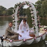 Свадебная лодочка! Пятигорск фото