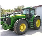 Тракторы JOHN DEERE 8520 фото