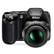 Цифровая камера NIKON Coolpix L810 Black фото