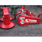 Ротационная косилка 135 м фирмы Agromech Z-169 фото