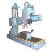 Станок радиально-сверлильный 2A554-2 диаметр сверления в стали 50 мм в чугуне 63 мм для сверления рассверливания зенкерования и нарезки резьб.