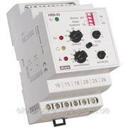 Реле контроля напряжения в 3- фазних сетях HRN-43N AC/DC24