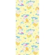 Ткань постельная Фланель 170 гр/м2 90 см Набивная/Детская 5058-2 цветной/S345 PTS фото