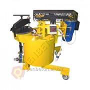 Оборудование для производства пенобетона БАС 130 фото