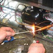 ЗАМЕНА мотор - компрессора холодильника Мариуполь. Заменить компрессор бытовой, промышленный в Мариуполе. фото