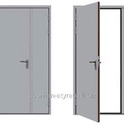 Противопожарная дверь DoorHan двустворчатая 1780х2140 мм фото