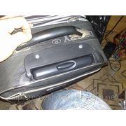 Замена выдвижной системы на чемодане фото