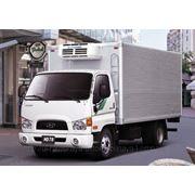 Ремонт грузовых автомобилей Hyundai фото