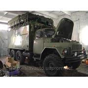Ремонт грузовых автомобилей в Славянске фото
