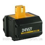 Перепаковка аккумуляторов для шуруповертов 24V фото