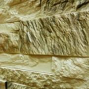 Сланец Карпатский толщина камня=18мм. Размер плитки, мм: 400 х 95 х 18 фото
