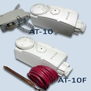 Механический термостат для циркуляционных насосов с выносным датчиком Salus AT10F фото
