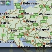 Установка карт Навител Восточной и Западной Европы