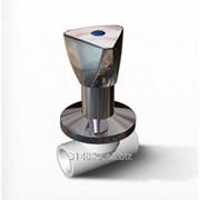 Вентиль хромированный (длин) 25x3/4 3242-vle-250000 фото