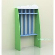 Шкаф для полотенец напольный пятисекционный Облако ламинат МД-07.06-Л фото
