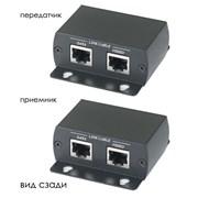 Комплект для передачи HDMI сигнала фото
