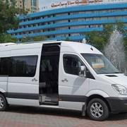 Микроавтобус фото
