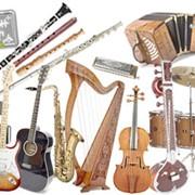 Музыкальные инструменты в Алматы
