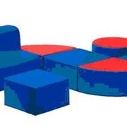 Набор детской игровой мебели фото