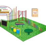 Детские игровые комплексы из пластика фото
