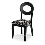 Деревянный стул B606 BK Gloss фото