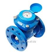 Счетчик воды турбинный ВТ-Х 100 фланец фото
