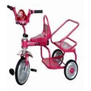 Трехколесный велосипед EGY2818 фото