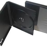 Сумки, боксы для дисков CD, DVD, DVD box 9mm черный фото