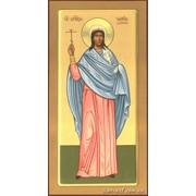 Мерная икона Святая мученица Мария Азийская, дева фото
