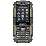 Защищённый мобильный телефон Sigma mobile X-treme DZ67 yellow-black фото