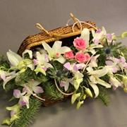 Подарки из цветов фото