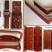 Арматура (Фурнитура) для изготовления деревянных ящиков ГОСТ 16561-76 фото