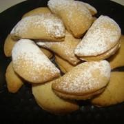 Песочные печенье фото