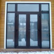 Дверь теплая фото