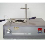 Аппарат ТВО предназначен для определения температуры вспышки нефтепродуктов в открытом тигле. фото