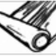 Пленка ПНД - 1 цвет печати фото