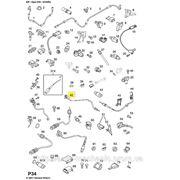 Датчик температуры выхлопа на Opel Vivaro 06-> 2.5dCi (146 л. с. ) — Opel (оригинал) - 44 33 537 фото