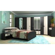 Кровати двуспальные Спальня Люсси-1 фото