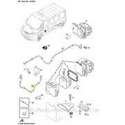 Датчик ABS на Opel Vivaro 01->06 (передний) — Opel (оригинал) - 44 14 181 фото